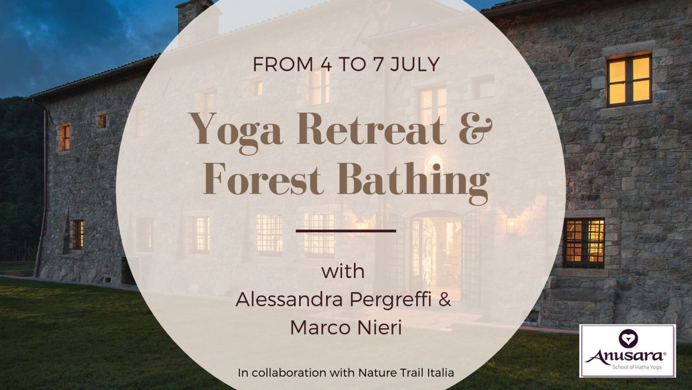 YOGA & FOREST THERAPY-TUSCANY