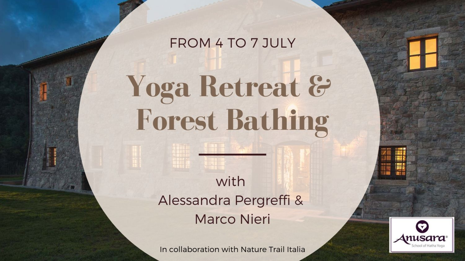 YOGA RETREAT & FOREST BATHING