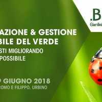 Convegno: Progettazione e gestione sostenibile del Verde