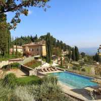 FOREST BATHING AND ANUSARA YOGA RETREAT - ROSEWOOD CASTIGLION DEL BOSCO