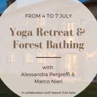 YOGA RETREAT & FOREST BATHING