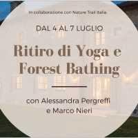 YOGA e FOREST BATHING